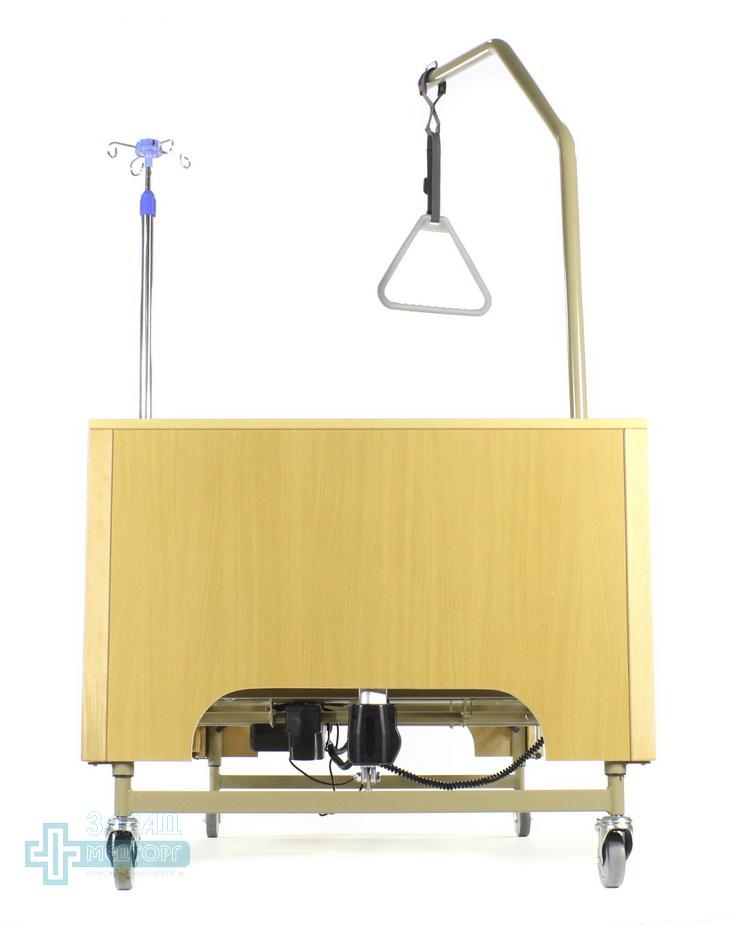 кровать медицинская электрическая МК-126 задний