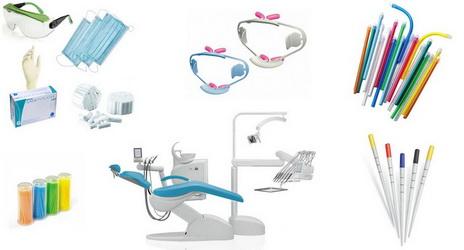 оборудование для работы стоматолога