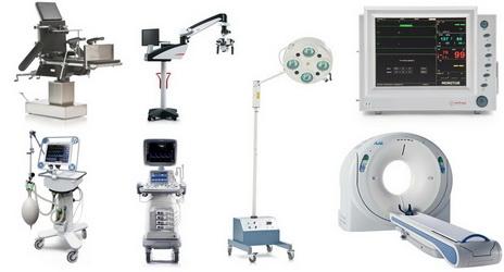 электроборудование для медучреждений
